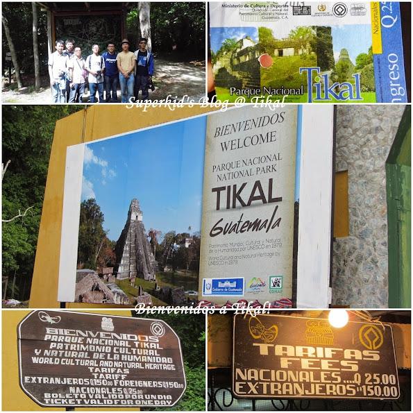 Tikal大門