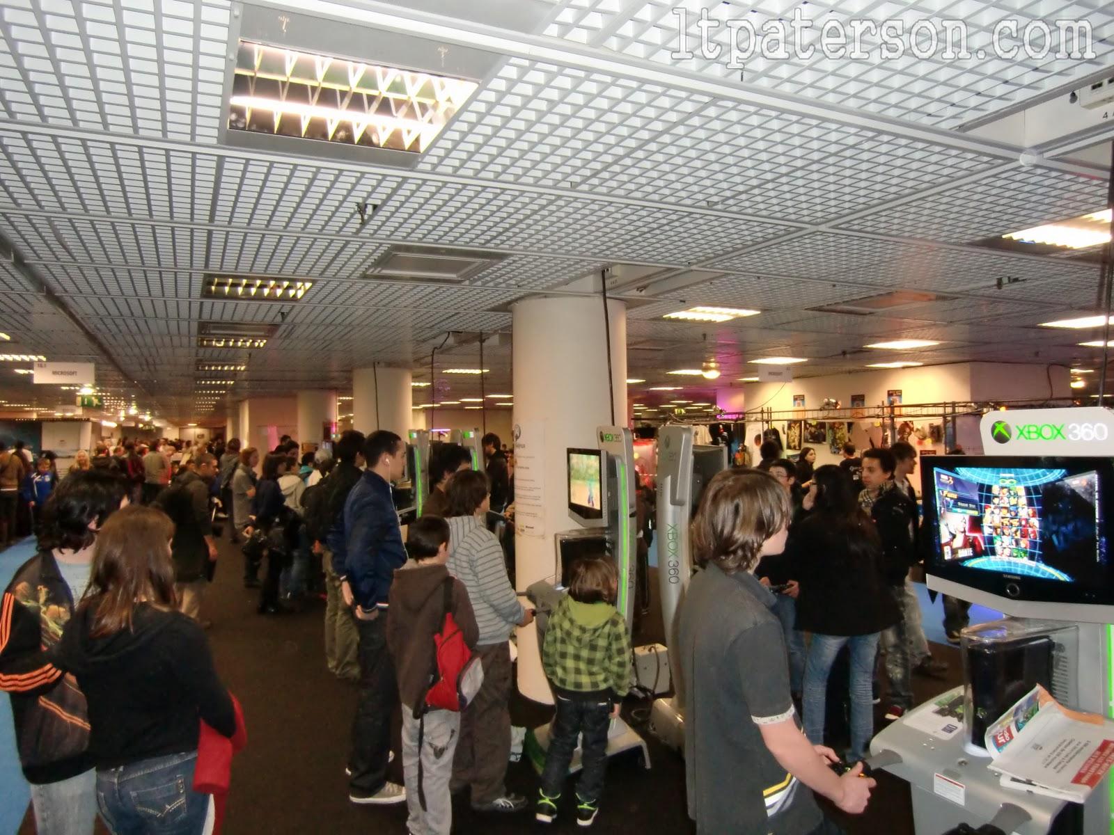 Salon du jeu cannes 2011 blog jeux video for Salon cannes
