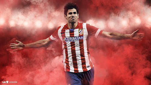 diego costa youtube