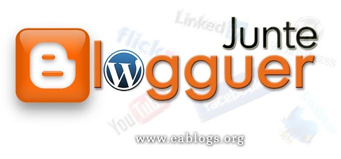 """""""Junte Bloguer"""" por aquí arriba: Todos invitados"""