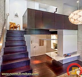 Mẫu nội thất  căn hộ SMF703