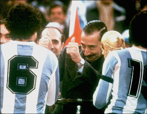 historial argentina