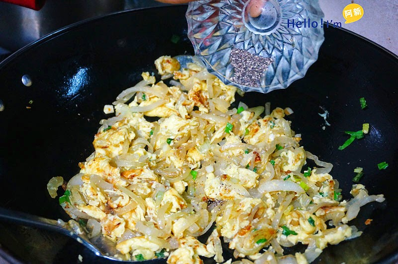 洋蔥炒蛋-3