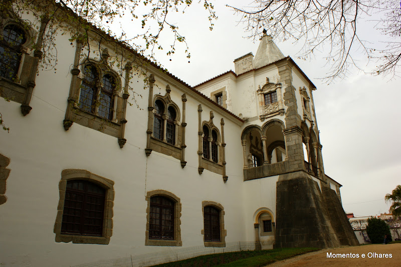 Évora, Palácio de Don Manuel