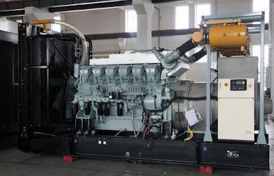 Máy phát điện Mitsubishi 800kva – 2000kva