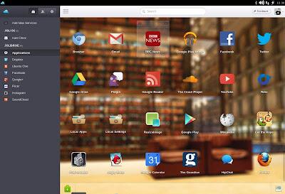 El escritorio de Jolicloud / Joli OS llega a Ubuntu