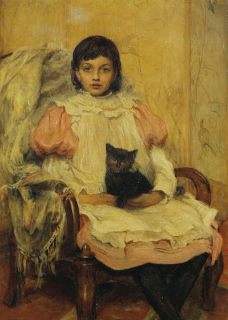 William Frederick Yeames - Companions