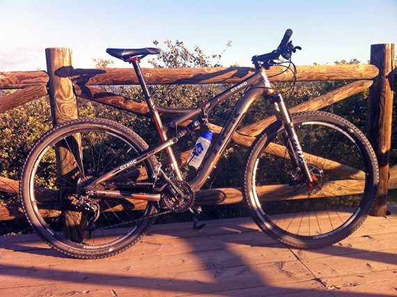 500 km probando la Trek Superfly 100 AL Elite