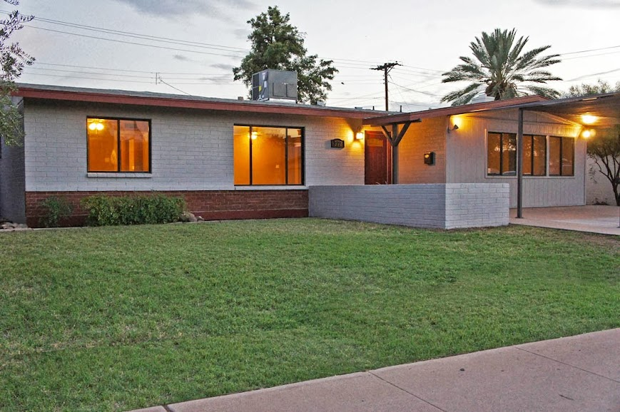 Front picture of homes for sale in Tempe AZ