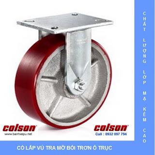Bánh xe đẩy công nghiệp chịu tải trọng nặng (900~2025kg) banhxepu.net