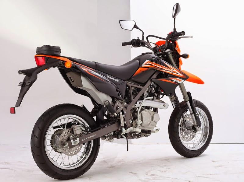 Kawasaki D Tracker  Malaysia