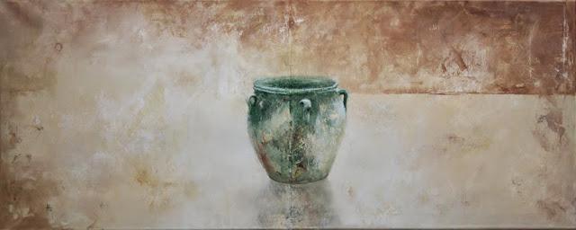 Orza,obra de José Ato