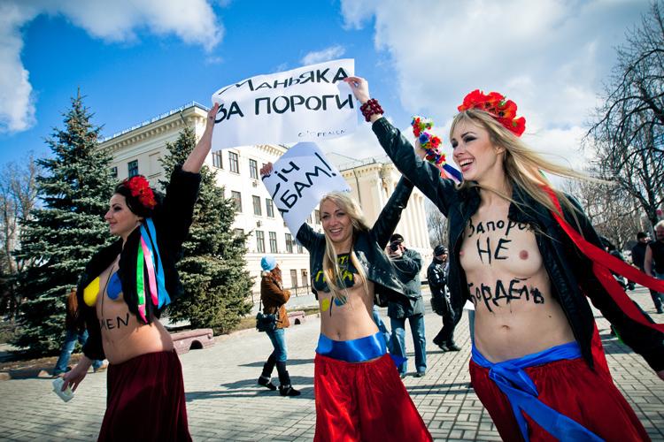 развратные русские и украинские женщины конечно