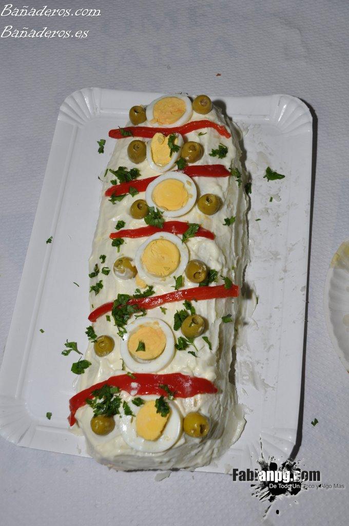 Hoy Cocinas Tú, Jueves 1. Rollo de atún