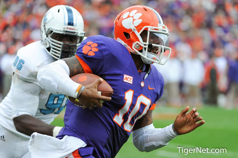 Clemson vs The Citadel Photos - 2013, Football, Tajh Boyd, The Citadel