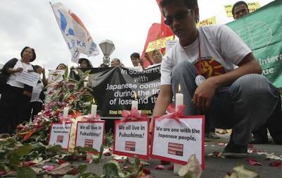 victimas terremoto japon