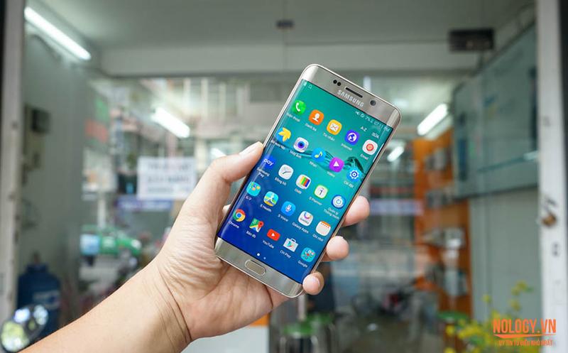 Samsung S6 Edge Plus cũ giảm giá bán sốc