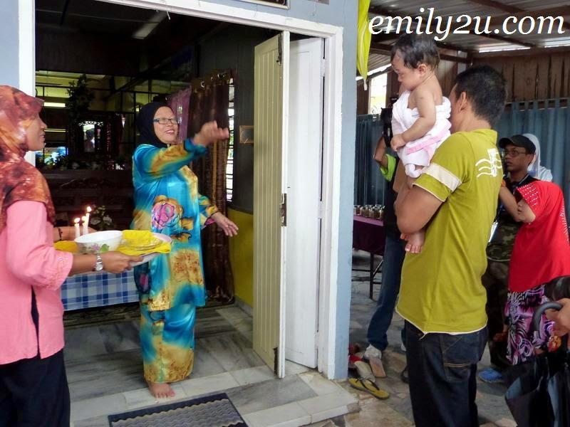 Adat Berjojak Melayu Rawa