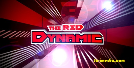 After Effects Projects The Red Dynamic