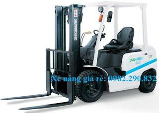 Xe nâng Smart 2 - 3 tấn