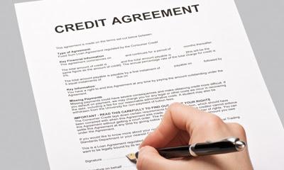Vay tiêu dùng tín chấp theo hợp đồng tín dụng