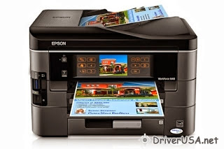 Latest version driver Epson WorkForce 840 printers – Epson drivers