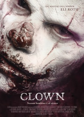 Filme Poster Clown HDRip XviD & RMVB Legendado