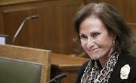 Mercé Pigem, ex vocal del CGPJ que trataba de introducir más de 10.000 euros desde Andorra