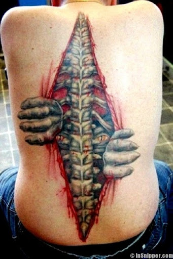 3d tattoo ideas