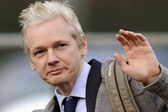 Julian Assange dejará su refugio en Londres