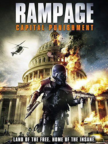Poster Of English Movie Rampage: Capital Punishment (2014) Free Download Full New Hollywood Movie Watch Online At Alldownloads4u.Com