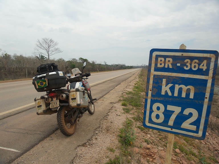 Brasil - Rota das Fronteiras  / Uma Saga pela Amazônia 14%2B-%2B28