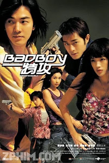 Song Hổ - For Bad Boys Only (2000) Poster
