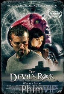 Hòn Đảo Quỷ - The Devil's Rock poster