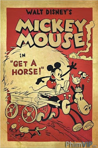 Bắt Con Ngựa - Get A Horse poster
