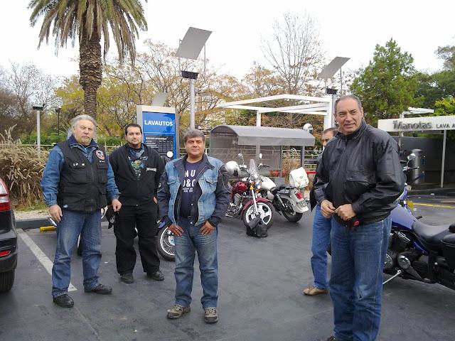 Relato, videos e imágenes de la Charla de Conduccion Segura  del 29/05/2011 29052011143