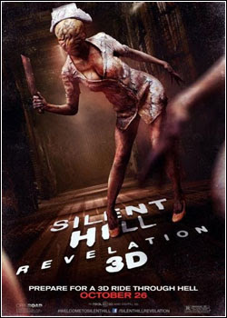 Download - Terror em Silent Hill: Revelação - BluRay 720p + BDRip + RMVB Legendado - (2012)