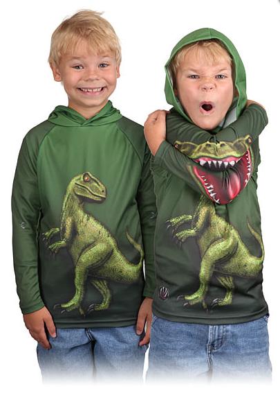Moleton de dinossauro