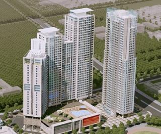 Chung cư HD Mon - Hải Đăng City
