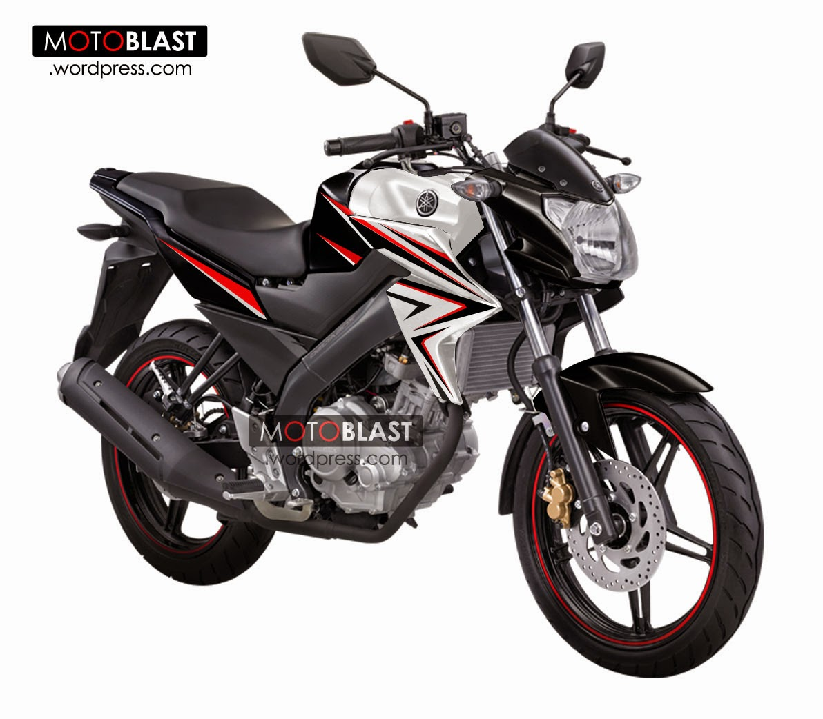 Modifikasi Striping Cb150r Motoblast