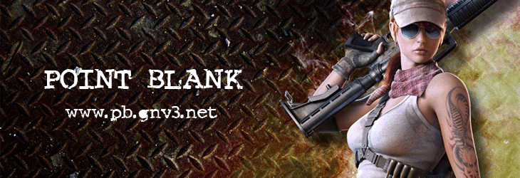 Point Blank โปรpb