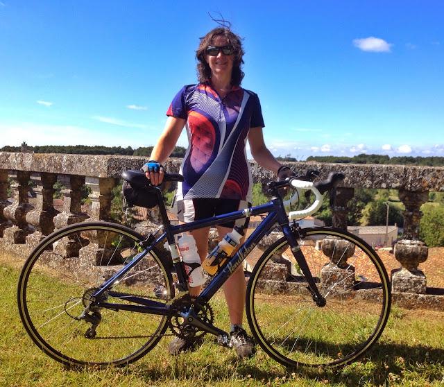 The French Village Diaries: The Pendleton Initial Ladies Road Bike