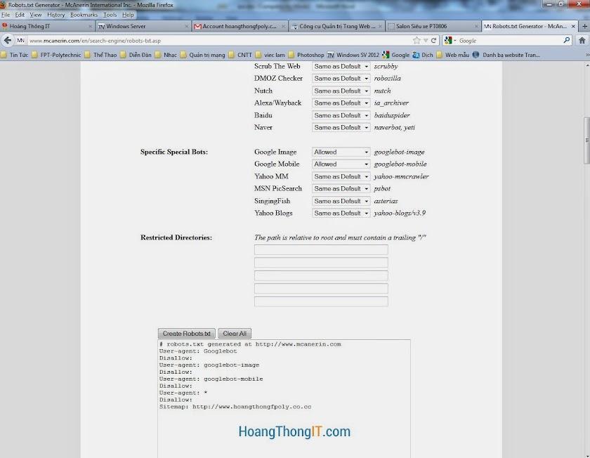 Các bước SEO web cơ bản