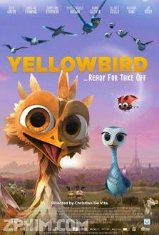 Chú Chim Vàng - Yellowbird (2014) Poster