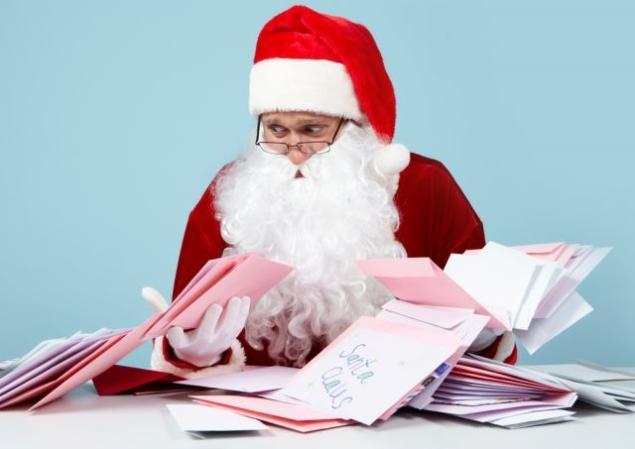 Thư gửi ông già Noel hài hước, bá đạo