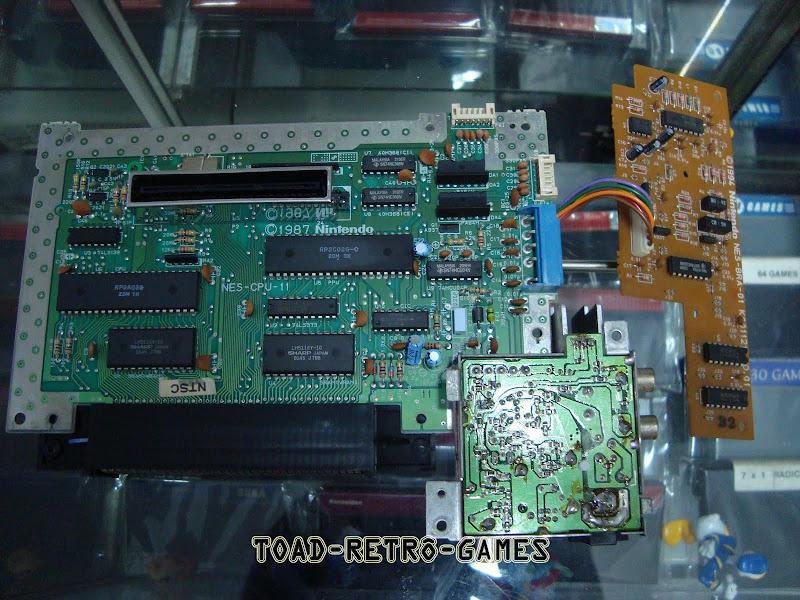 Problemas com 2 Nintendos 8 Bits DSC07581