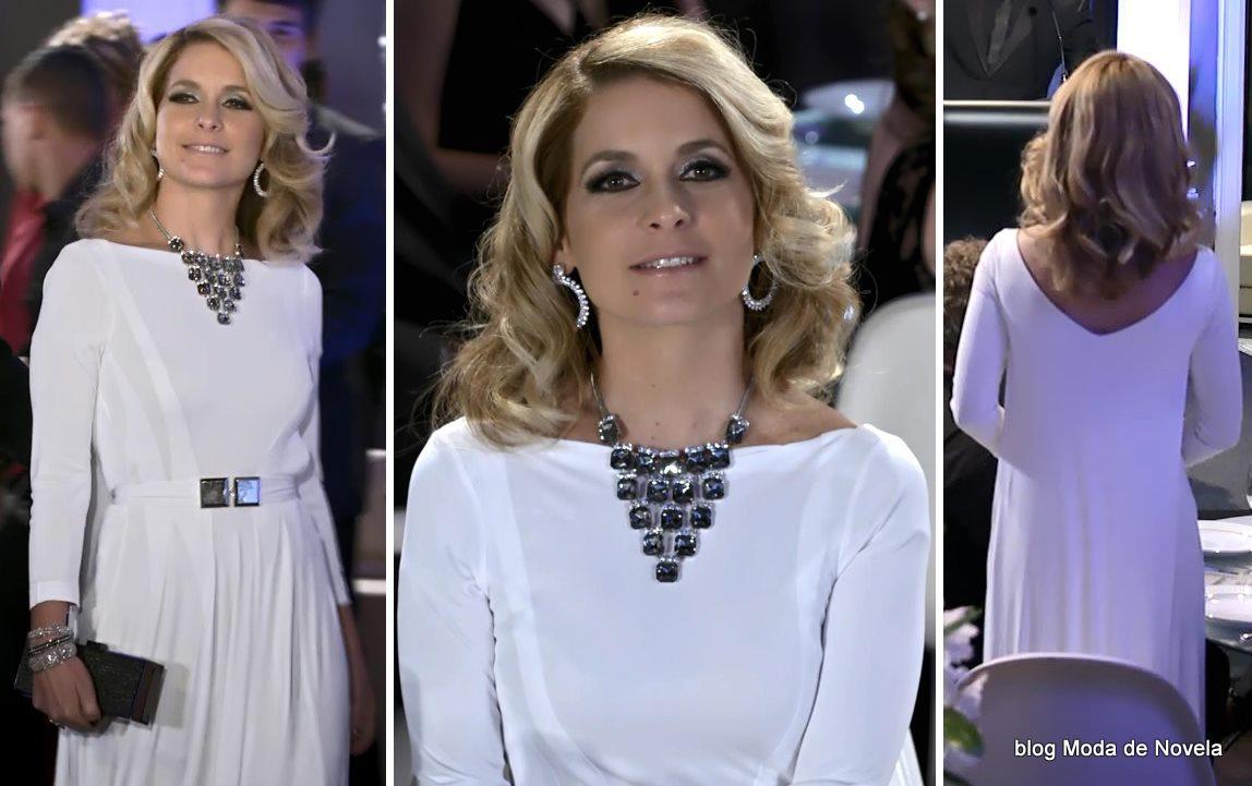 moda da novela Geração Brasil - look da Pamela dia 14 de maio