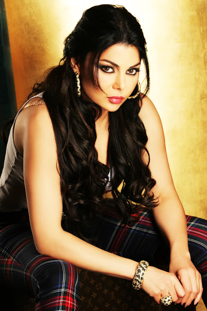 Famous Arabic Celebrity Haifa Wehbe Hot Pictures 2011
