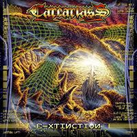 Carcariass - E-xtinction recenzja okładka review cover