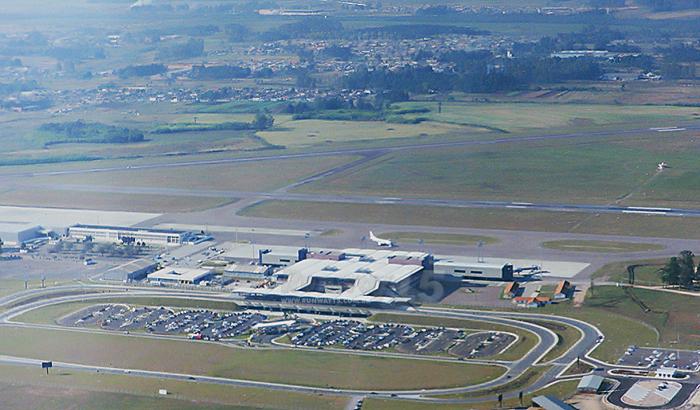 Aeroporto Afonso Pena Curitiba : Sbct news aeroporto afonso pena terÁ estacionamento ampliado